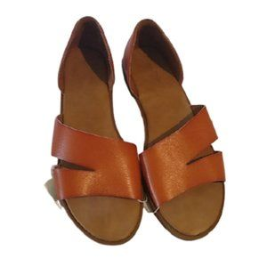 Universal Thread Cognac Louise Sandals